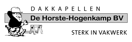 Website De Horste - Hogenkamp BV Dakkapellen logo